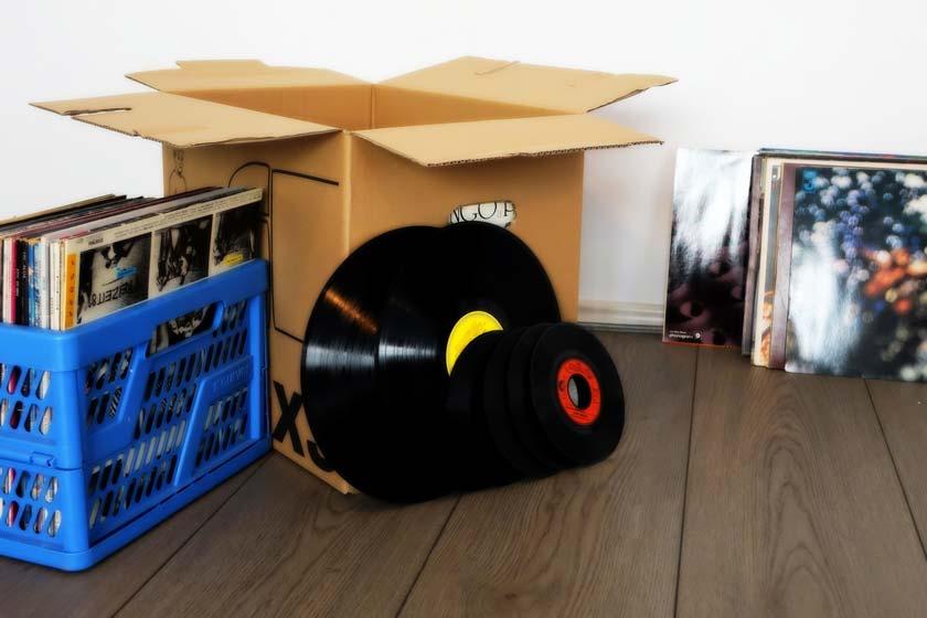 Schallplatten entsorgen beispielbild